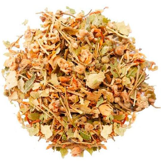 цвет липы чай